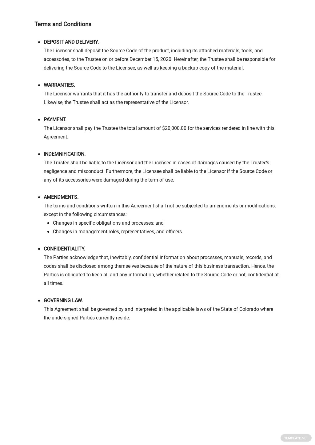 Source Code Trust Agreement Template 2.jpe