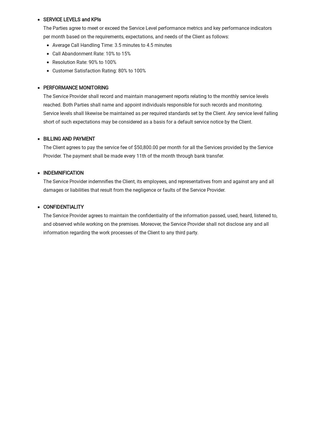 Simple Service Level Agreement Template 2.jpe