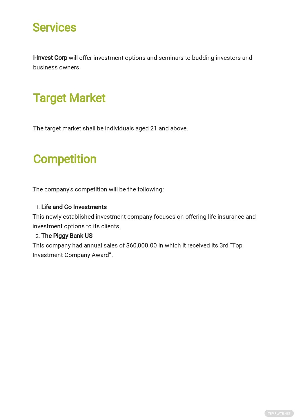 Investment Company Business Plan Template 2.jpe