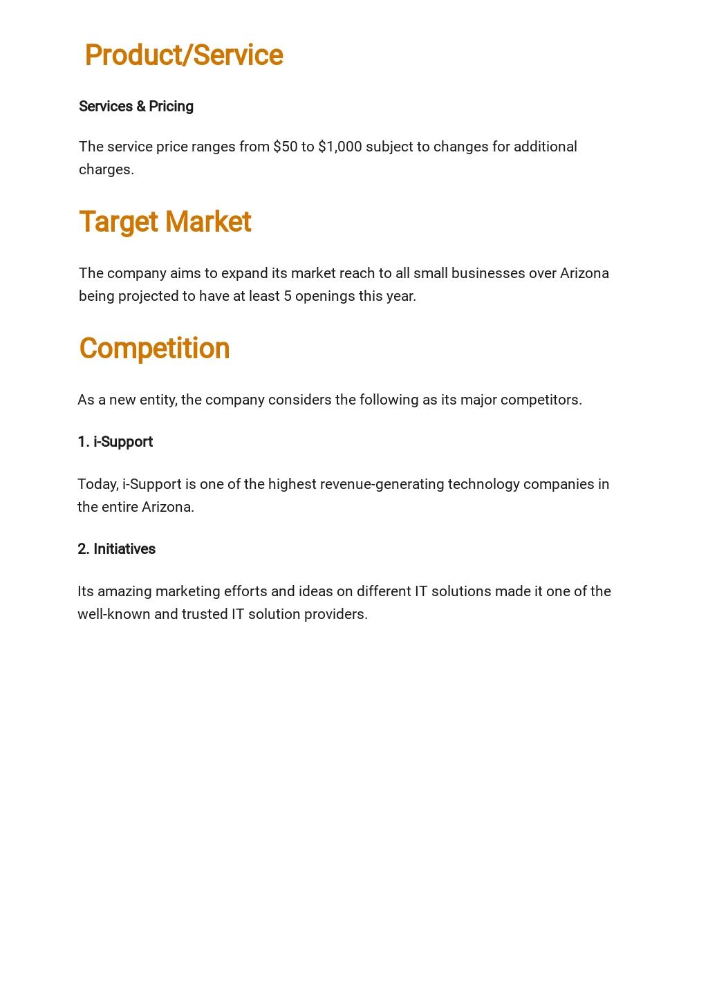 Technology Startup Business Plan Template 2.jpe