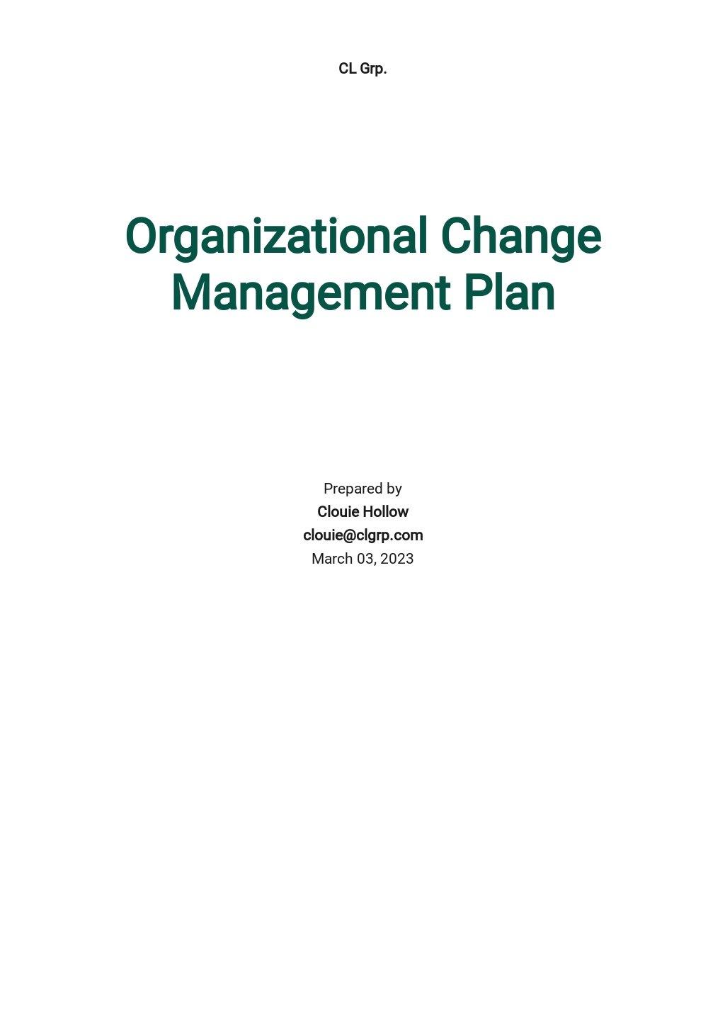 Organizational Change Management Plan Template.jpe