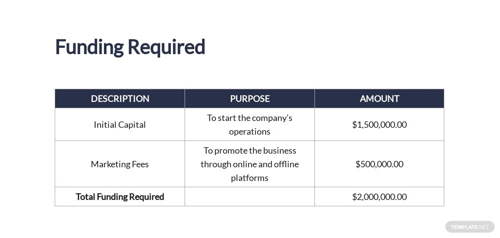 Private Equity Investment Proposal Template  - Google Docs, Word, Apple Pages