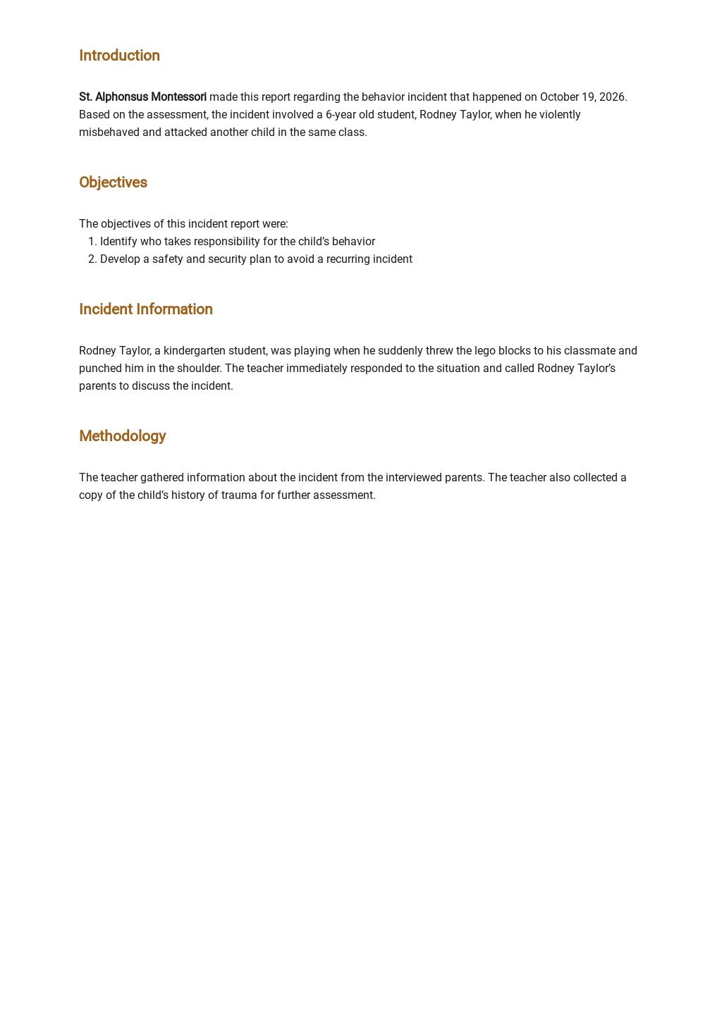 Behavior Incident Report Template 1.jpe