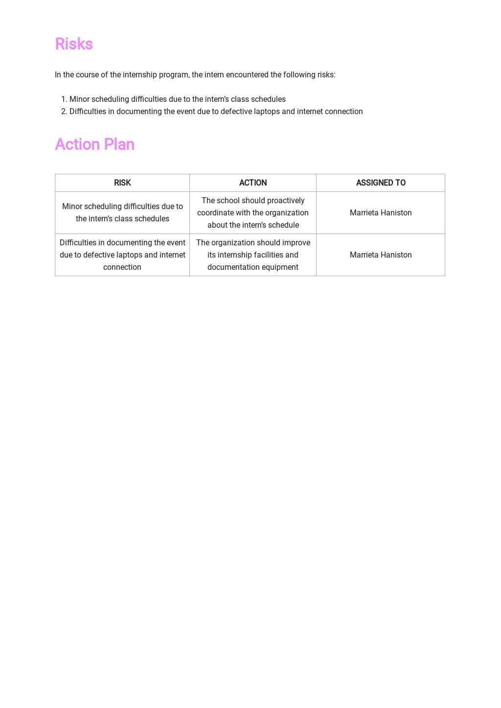 Student Internship Report Template 3.jpe