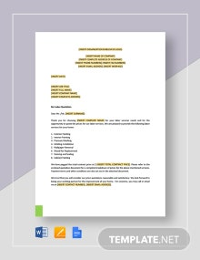 Labor Quotation Template