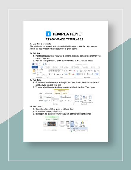 Basic Survey Instructions