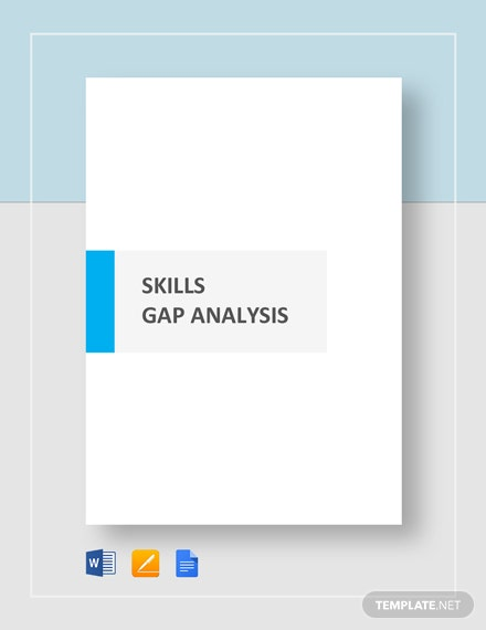 Skills Gap Analysis
