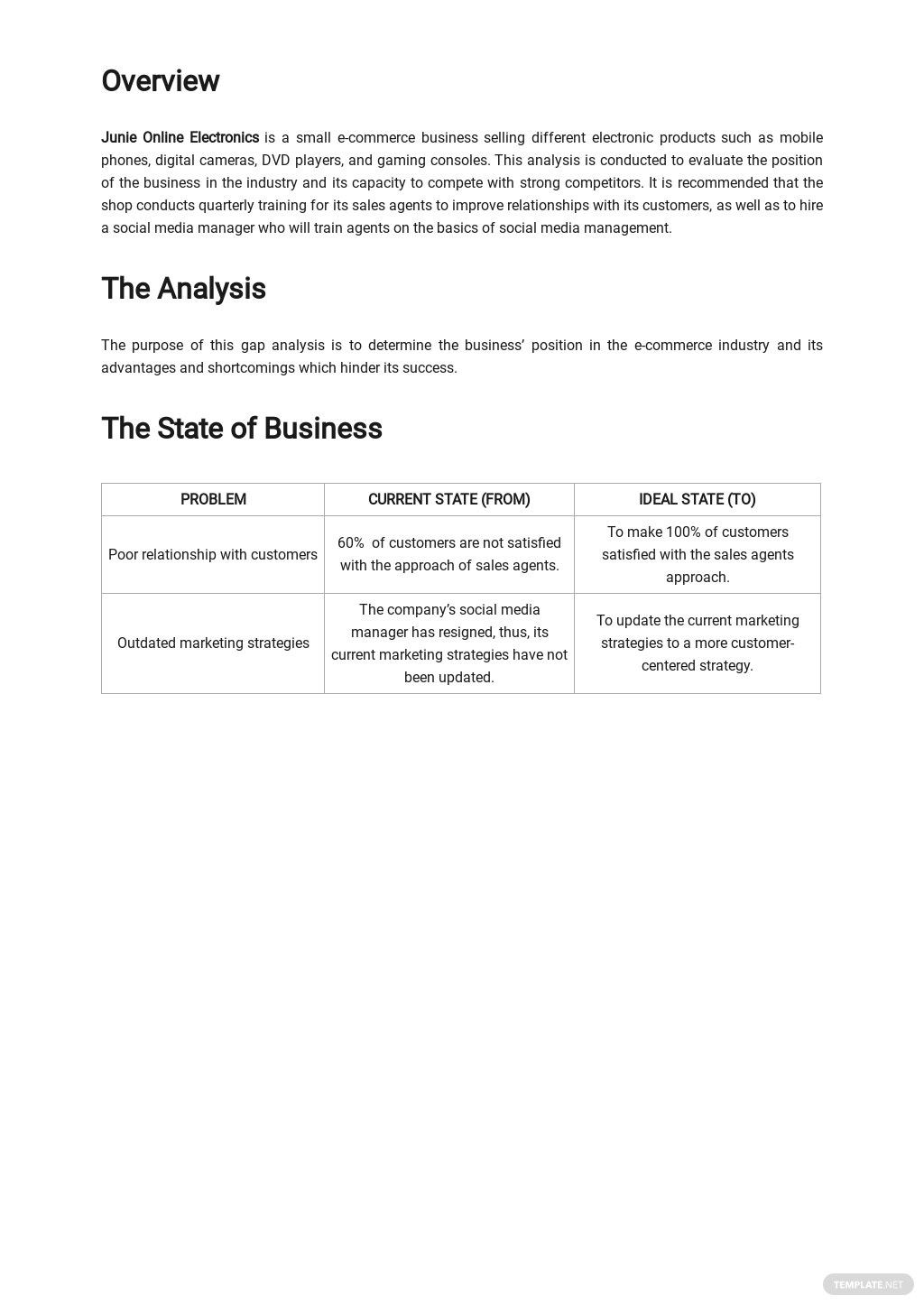 Industry Gap Analysis Template 1.jpe