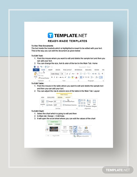 Software Quotation Instructions