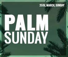 Free Palm Sunday Pinterest Pin Template