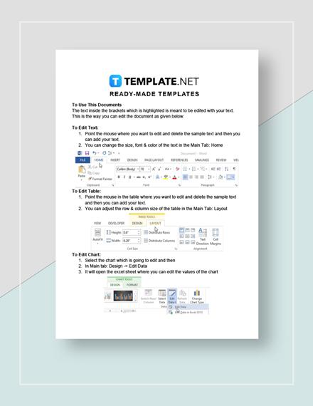 Retail SWOT Analysis Instructions