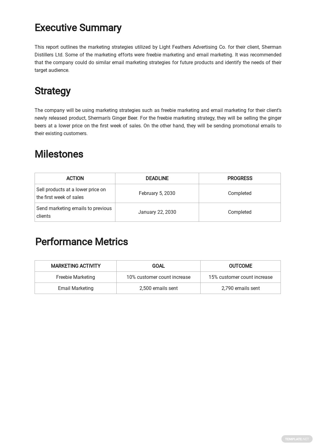 Email Marketing Report Template 1.jpe