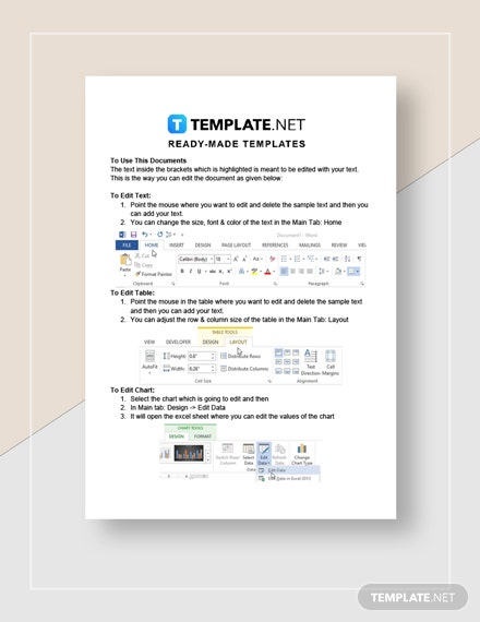 Engineering Report Instructions