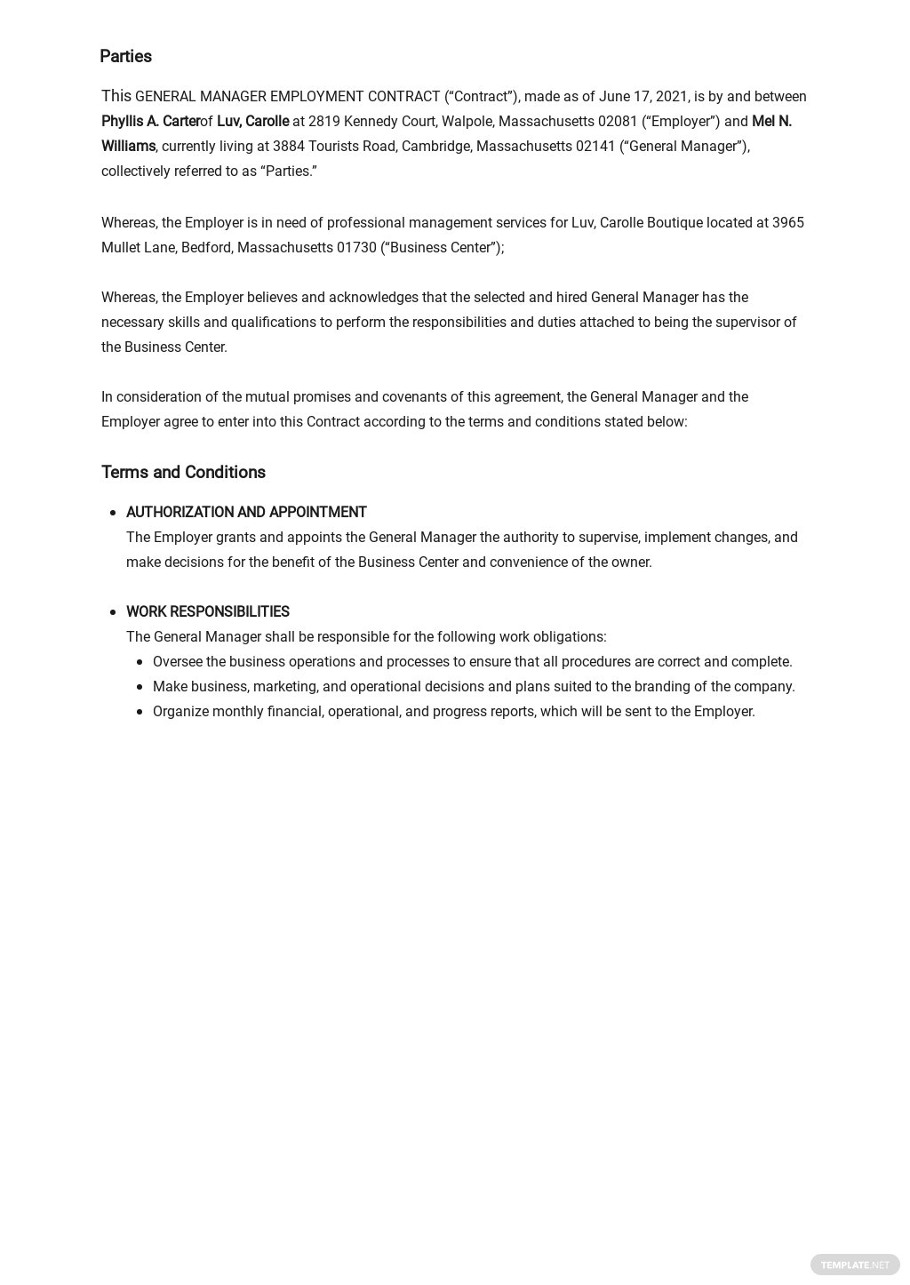 General Manager Employment Contract Template 1.jpe