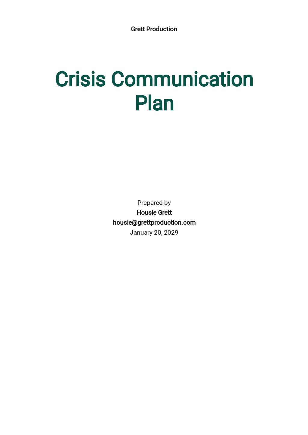Crisis Communication Plan Template.jpe