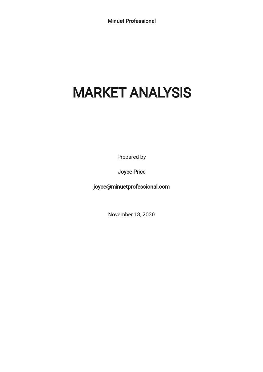 Product Market Analysis Template.jpe