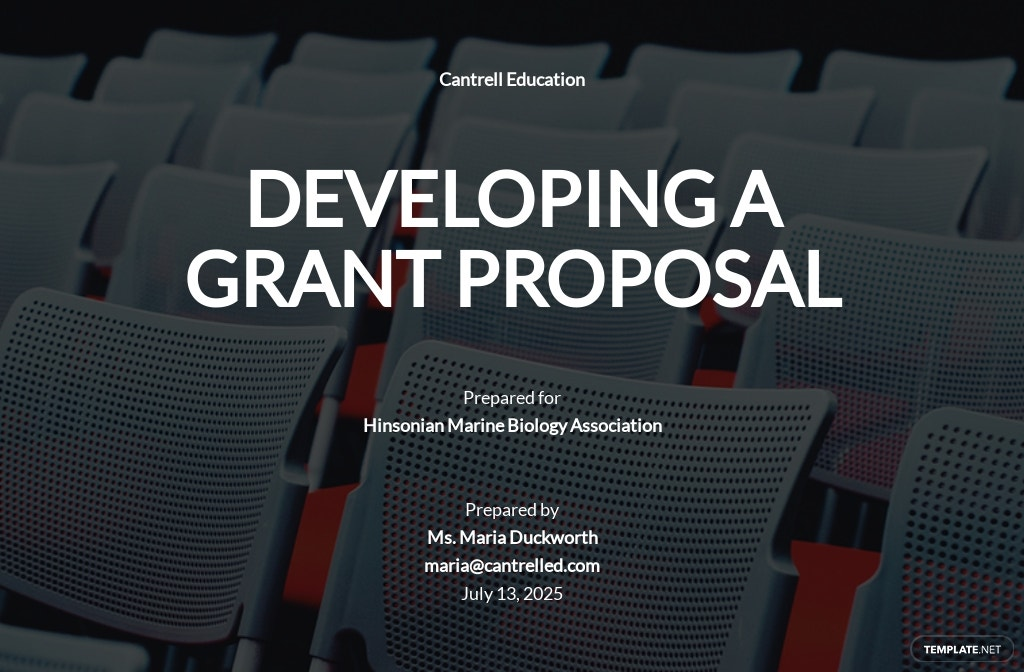 Developing a Grant Proposal Template.jpe