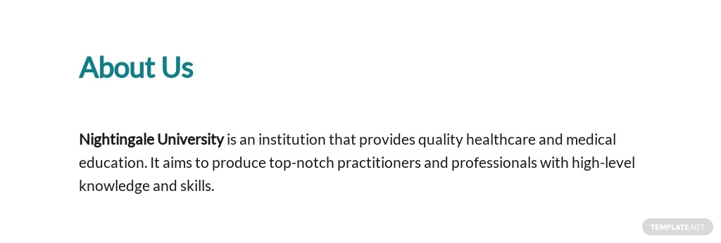 Nursing Research Proposal Template [Free PDF] - Google Docs, Word, Apple Pages, PDF
