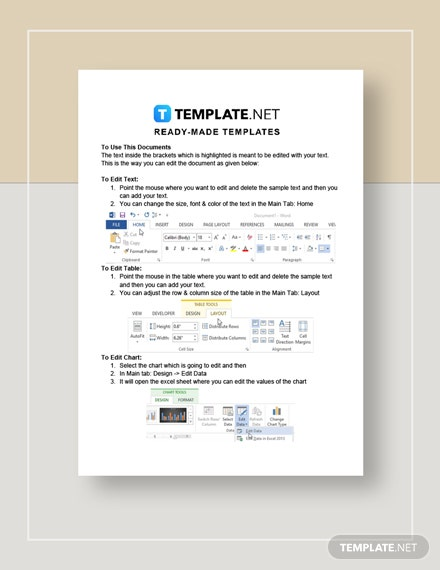 Property Valuation Report Template: Download 336+ Reports in