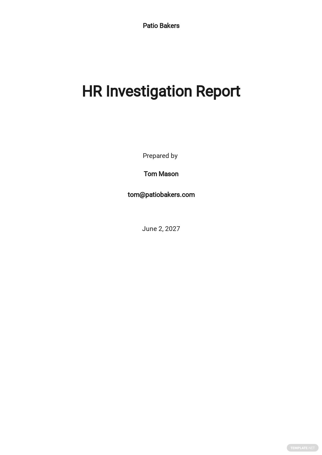 HR Investigation Report Template.jpe