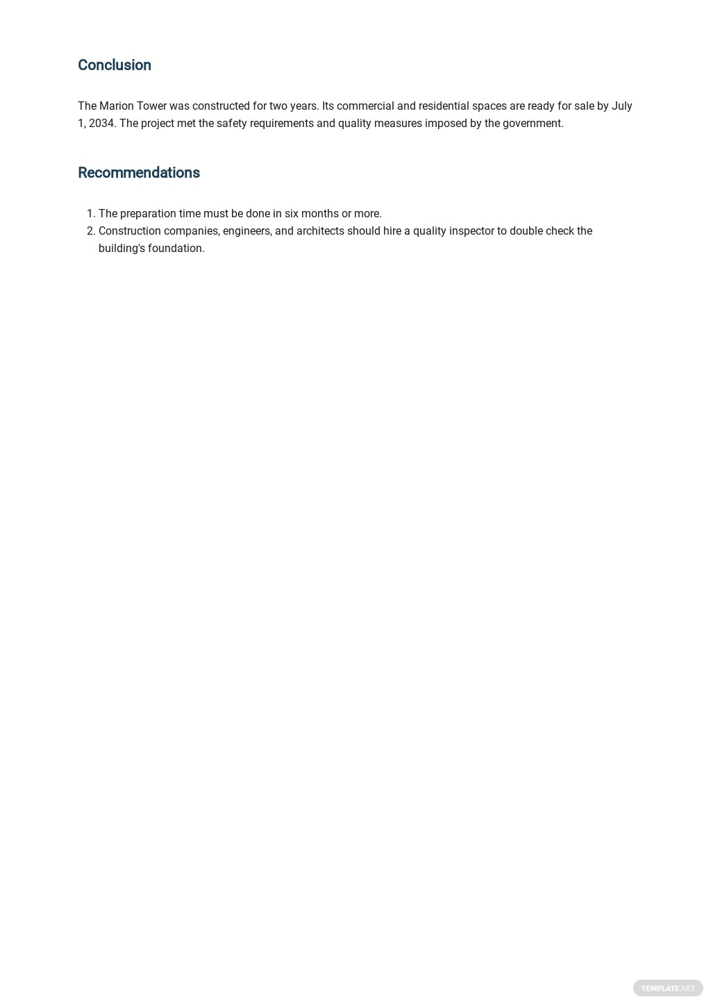 Real Estate Project Report Template 4.jpe