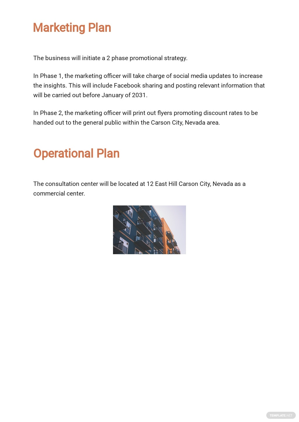 Human Resources Consulting Business Plan Template 4.jpe