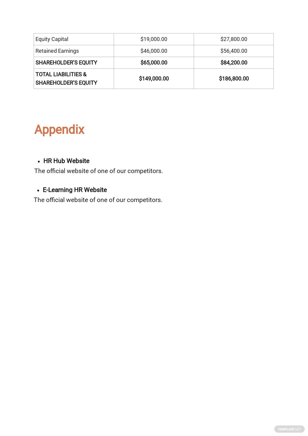 Human Resources Consulting Business Plan Template 9.jpe