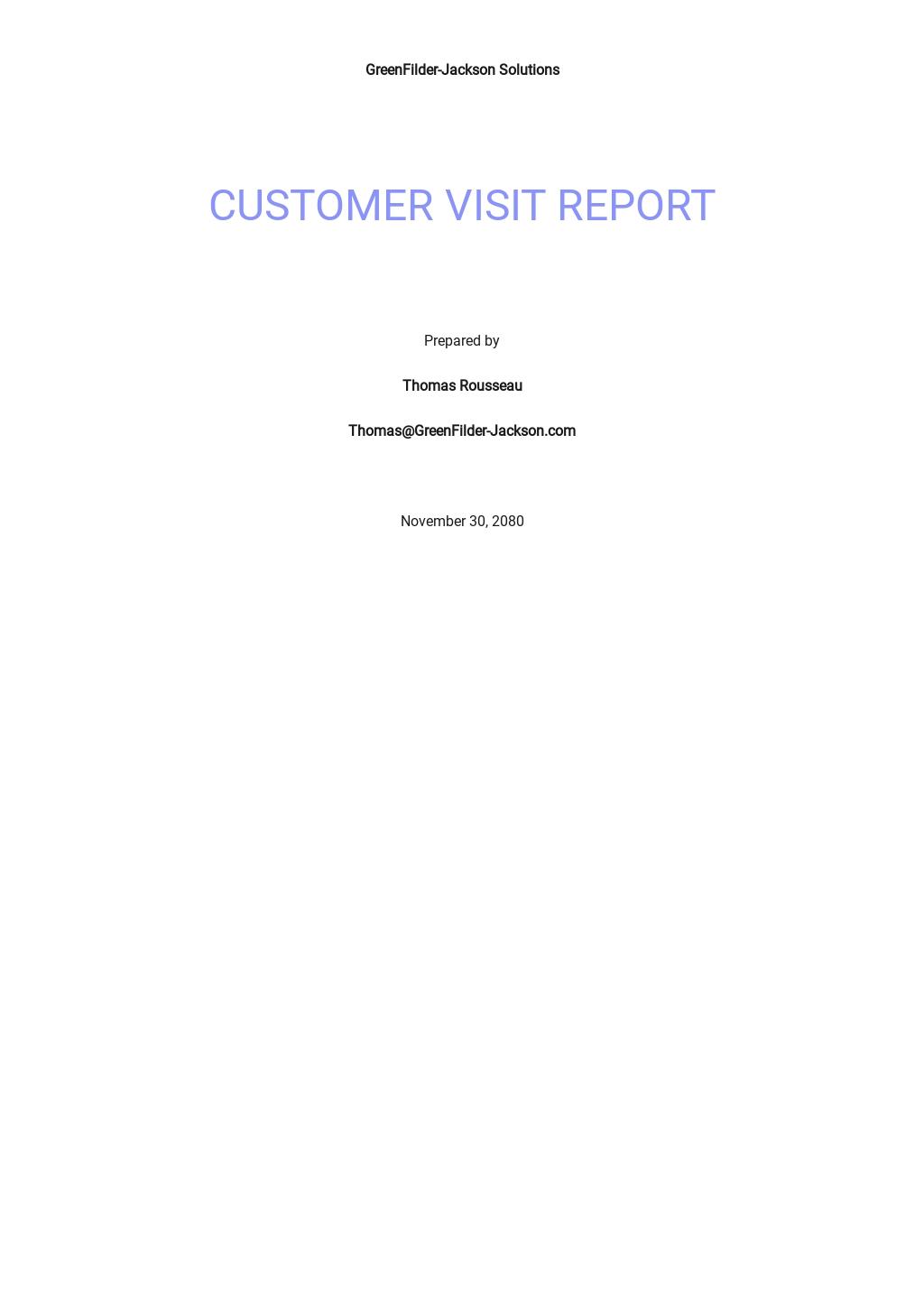 Customer Visit Report Template.jpe