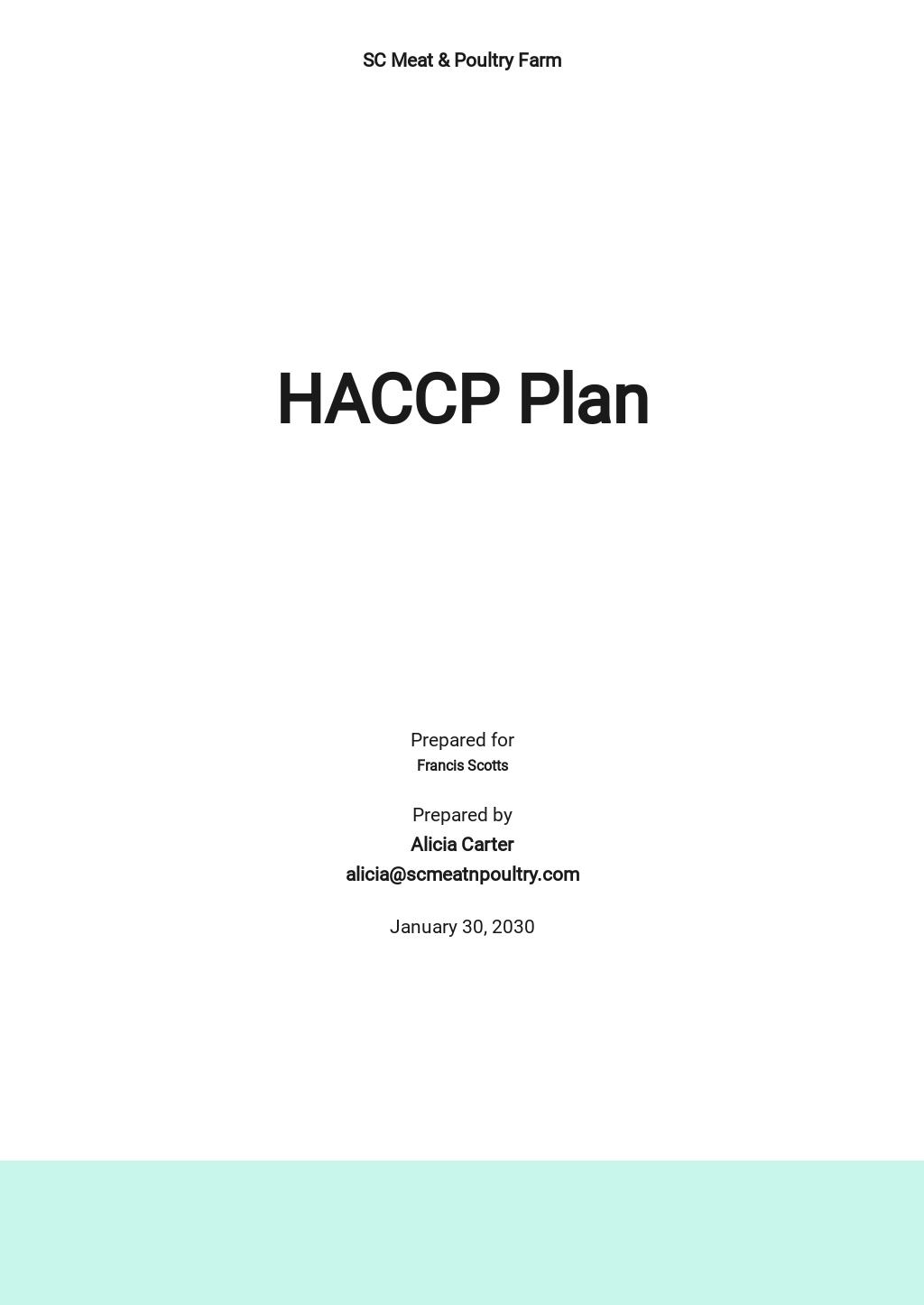 HACCP Plan Template.jpe