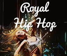 Free Royal Hip Hop Flyer Template