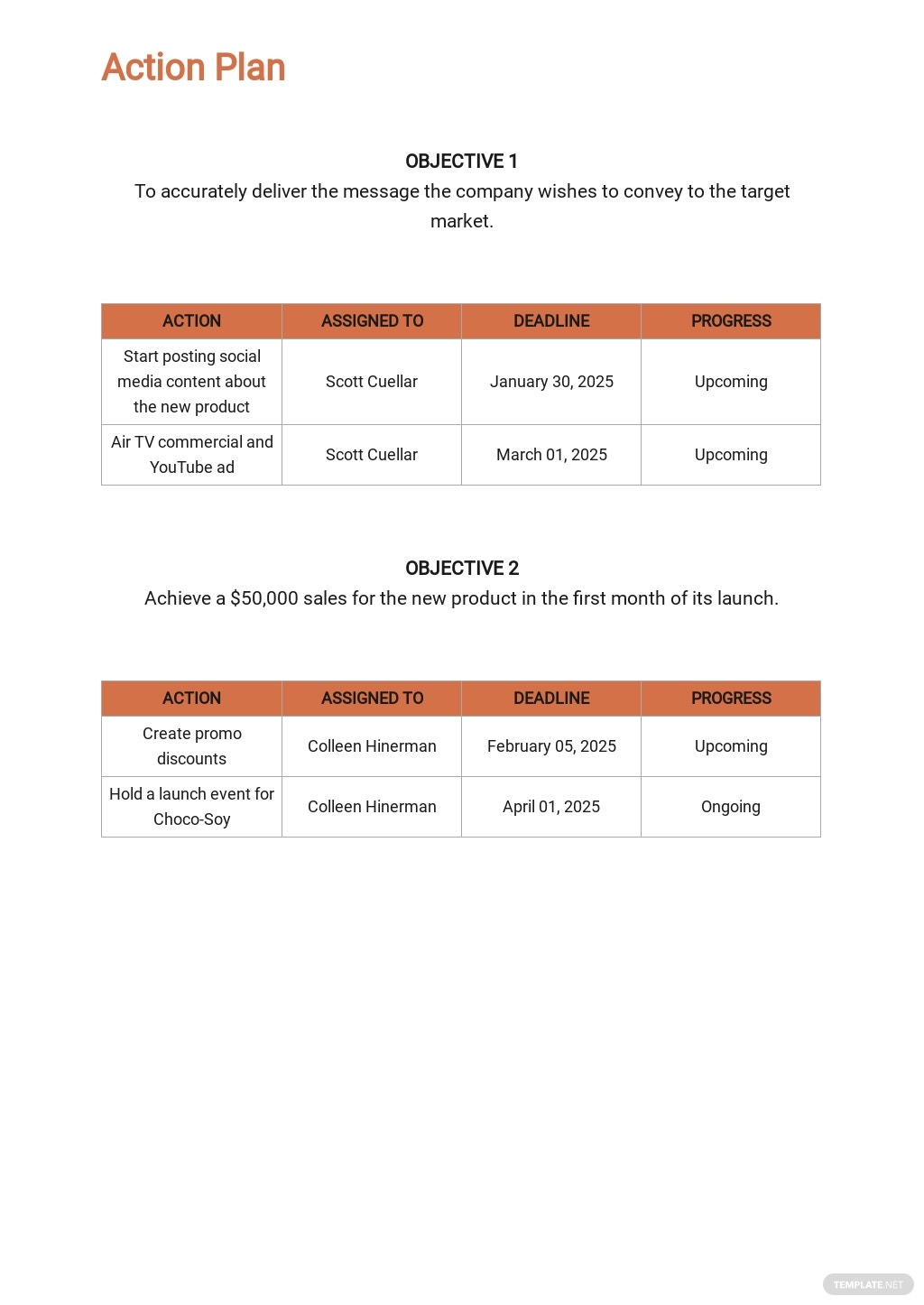 Marketing Communication Plan Template 3.jpe