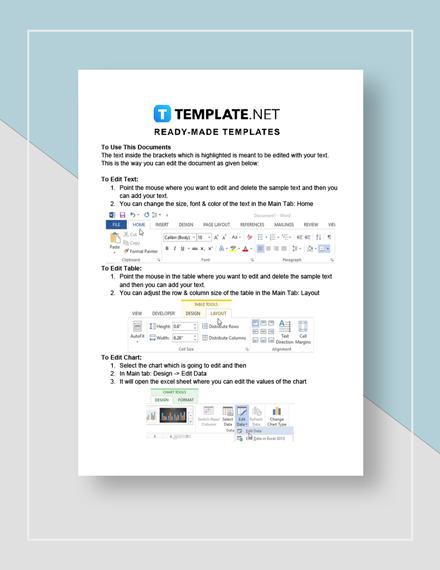 Teacher Contract Instructions