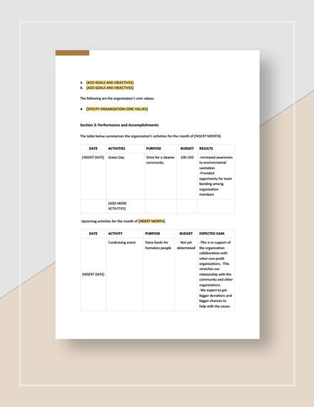 Board of Trustees Report Download