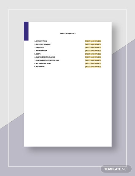 Business Data Analysis Report Download