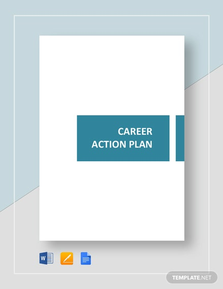 Career Action Plan