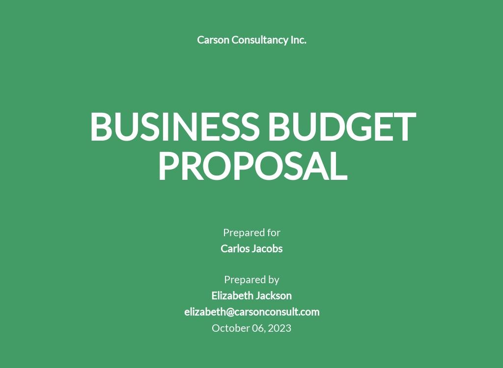 Business Budget Proposal Template.jpe