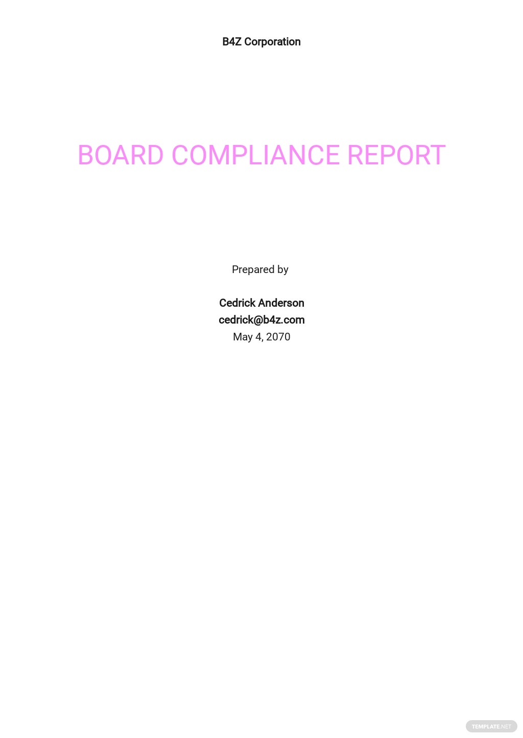 Board Compliance Report Template.jpe