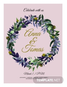 Free Mother's Day Church Flyer Template