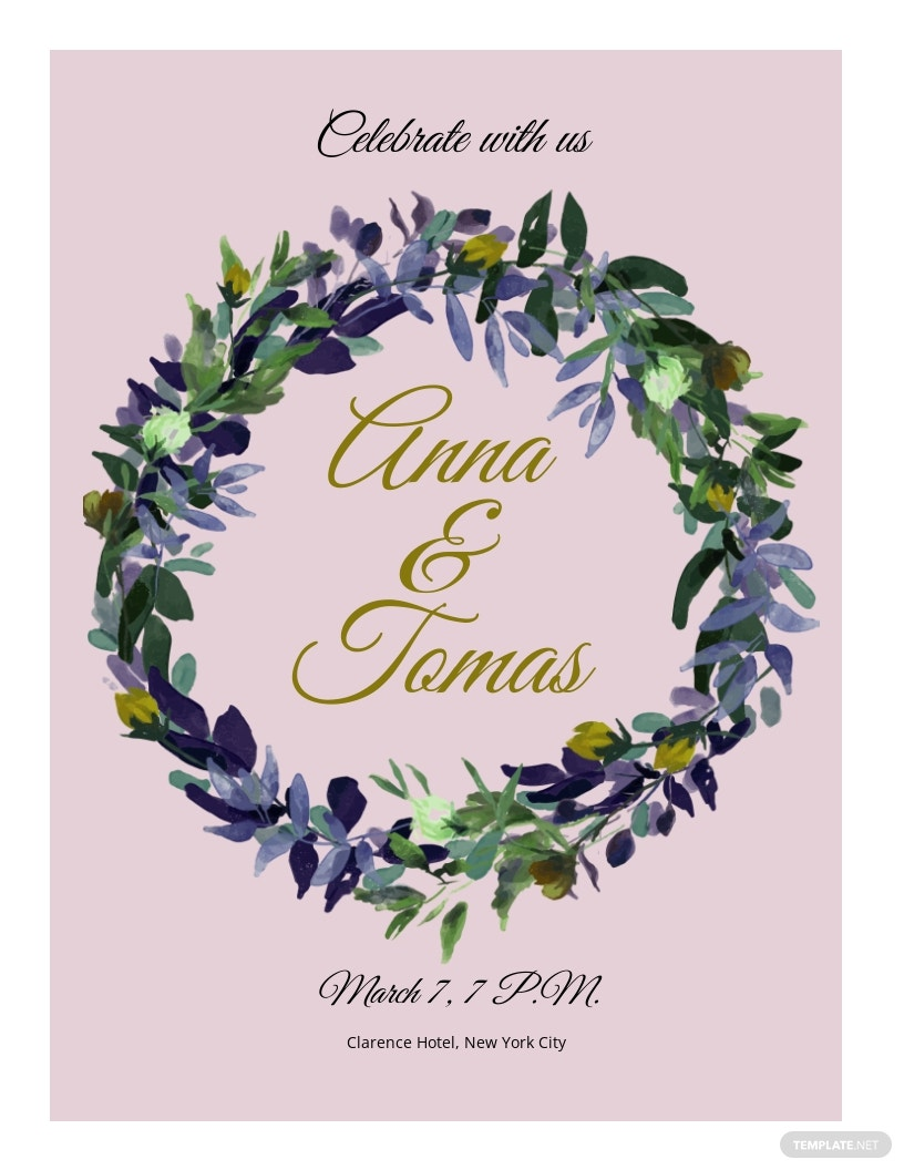 Mother's Day Church Flyer Template