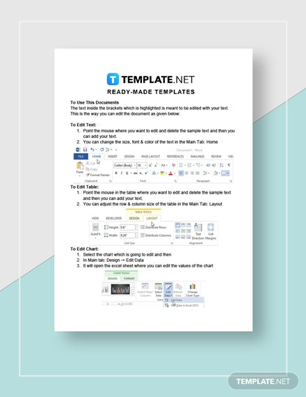 Goal Setting Worksheet Instructions