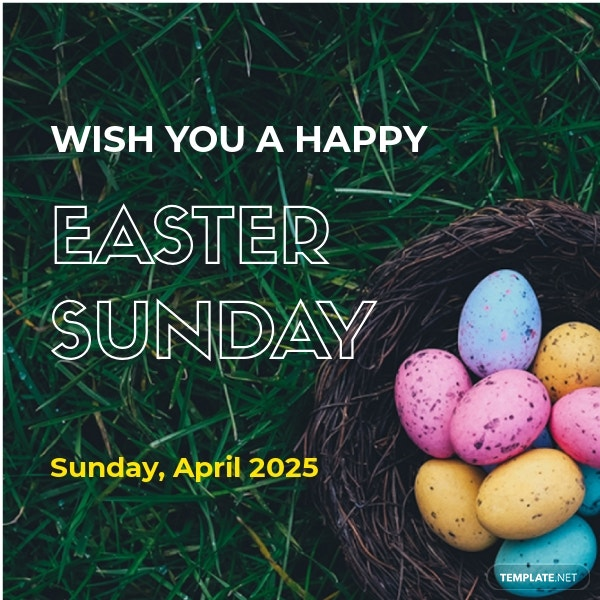 Easter Sunday Pinterest Board Cover Template.jpe