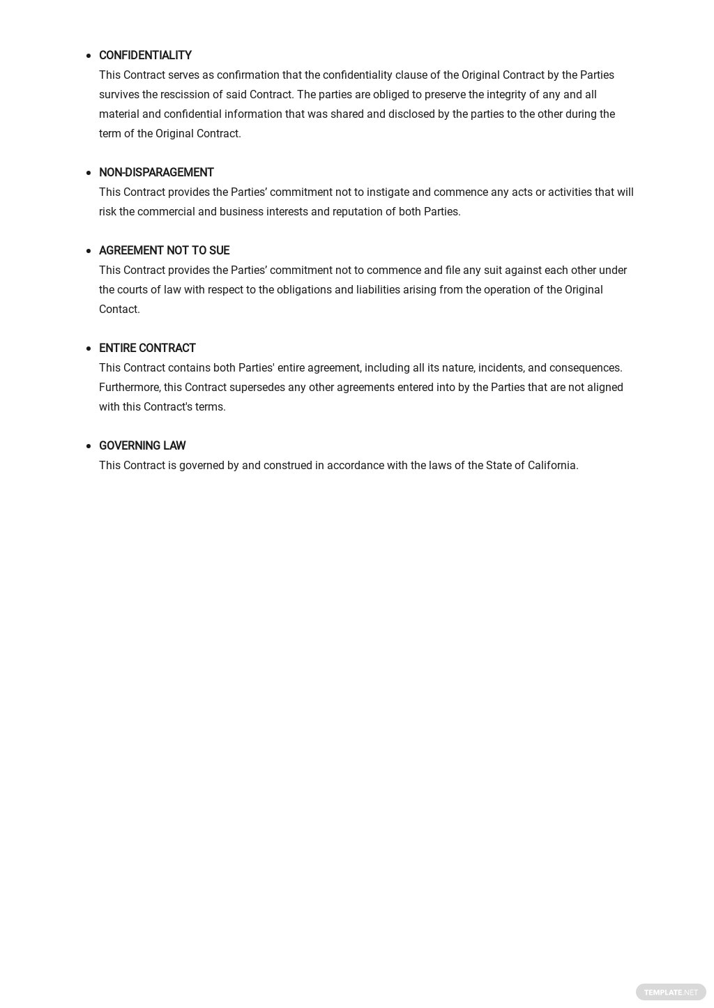 Restaurant Mutual Rescission of Contract and Release Template 2.jpe