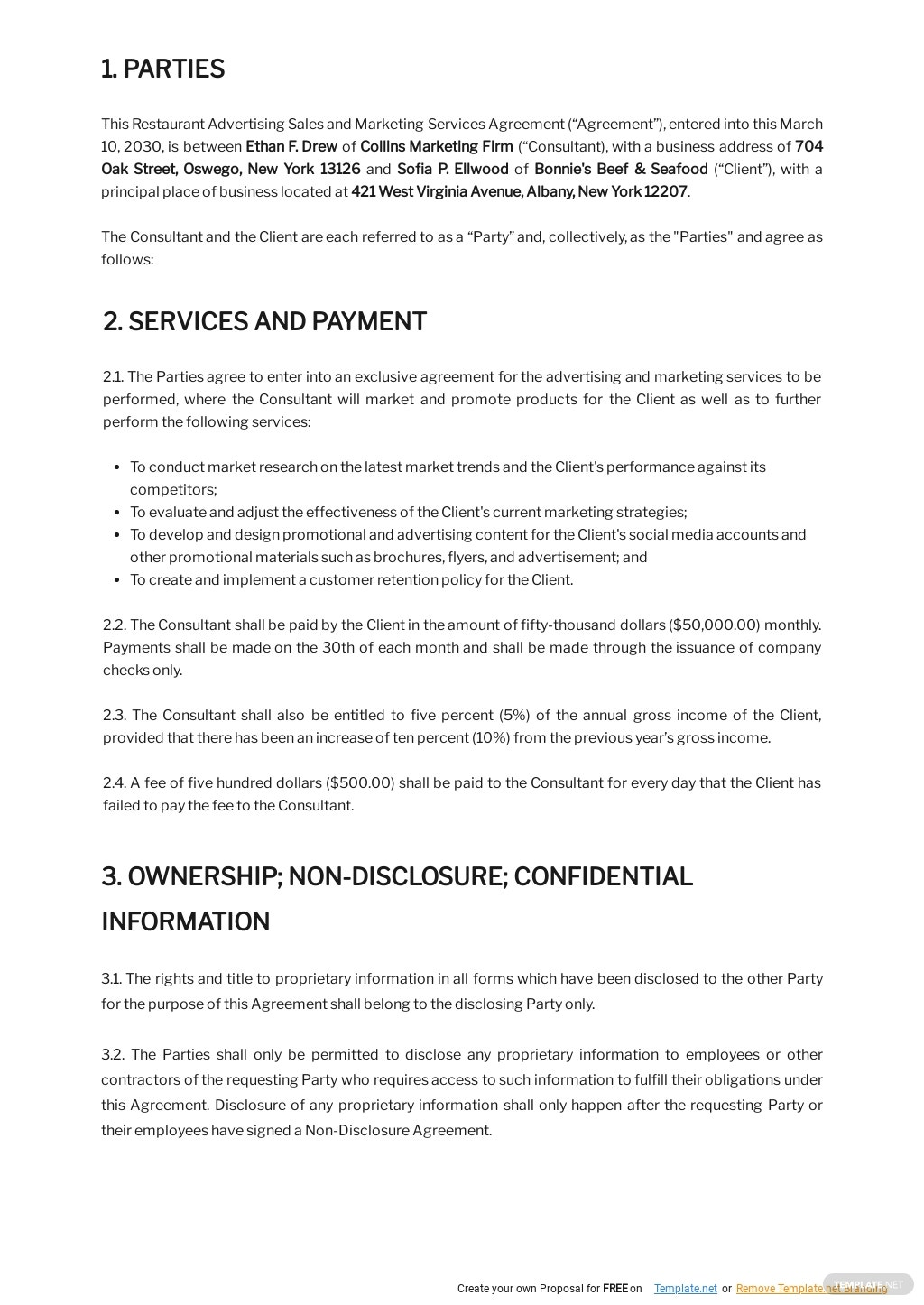 Restaurant Advertising Sales and Marketing Services Agreement Template 1.jpe