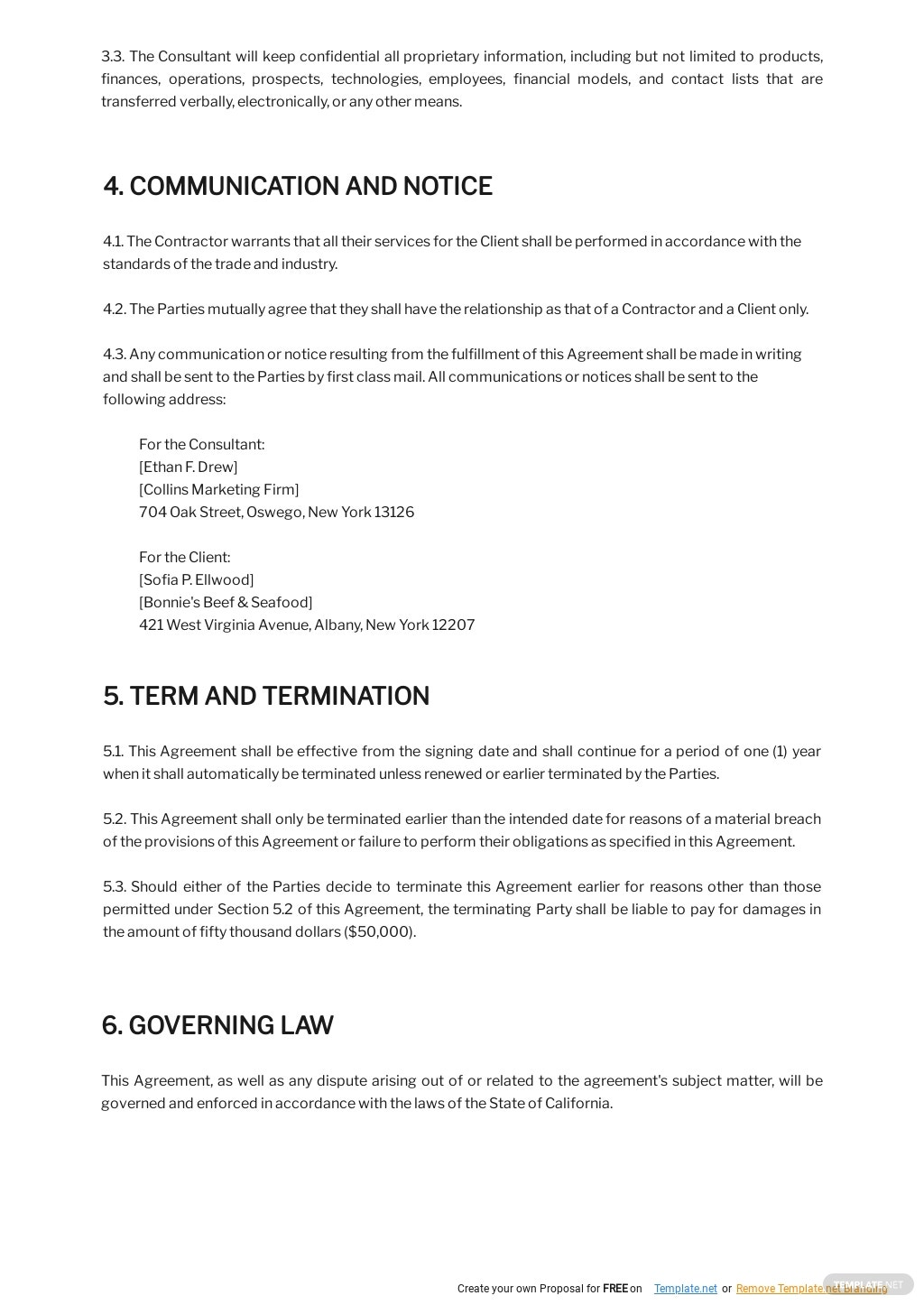 Restaurant Advertising Sales and Marketing Services Agreement Template 2.jpe