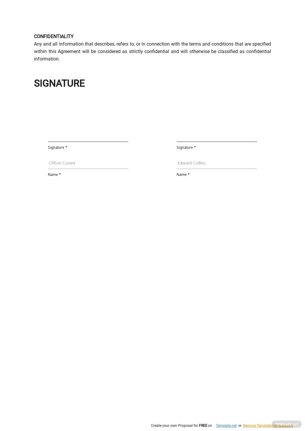 Restaurant Joint Venture Agreement Template 2.jpe