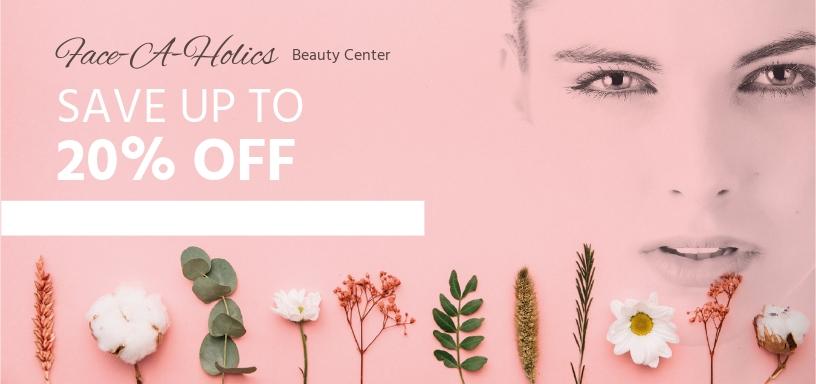 Beauty Center Voucher