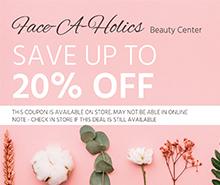 Free Beauty Center Discount Voucher Template
