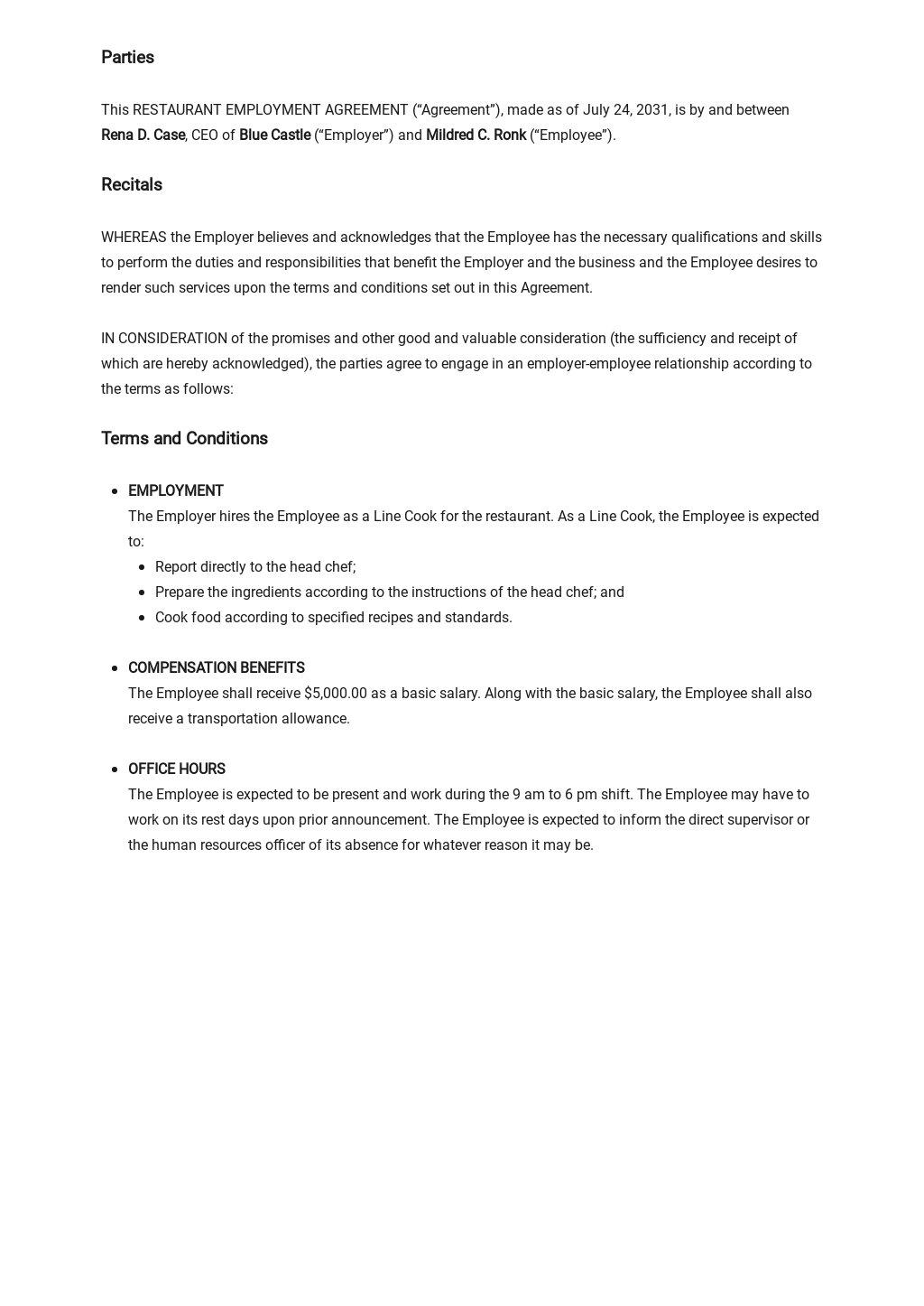 Restaurant Employment Agreement Template 1.jpe