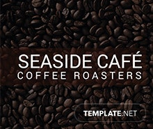 Free Cafe Discount Voucher Template