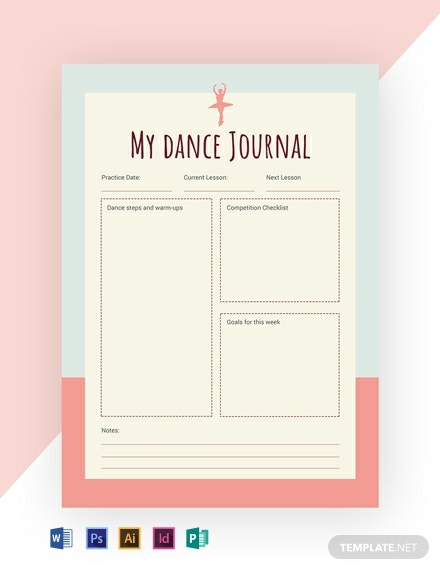 14  free notebook  u0026 journal templates  download ready